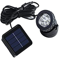 RockBirds SL006-2 Solar Powered LED Spotlight