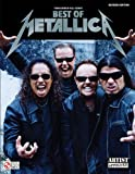 Best of Metallica - Transcribed Full Scores, Metallica, 160378165X