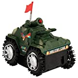 ROTLE Miniature model Military shade Tumbling Tanks Children's Toy Military Model