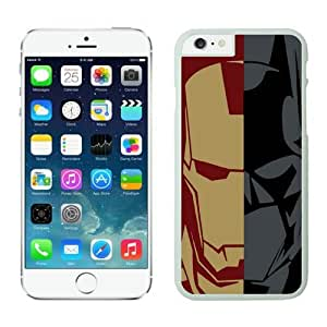 Sale Funky Hakuna Matata Hard Plastic iPhone 6 Case White