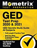 GED Test Prep 2020 & 2021: GED Secrets Study Guide