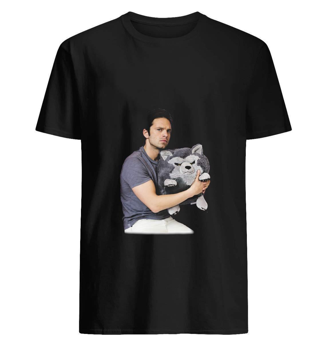 Sebastian Stan 58 For Men Women Unisex Shirts