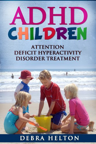 ADHD Children Attention Hyperactivity Treatment ebook product image