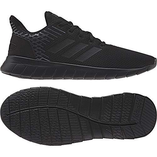 Negbás Adidas Negro 42 2 3 Asweerun De Para Hombre 000 Deporte Eu Zapatillas 4H40qU