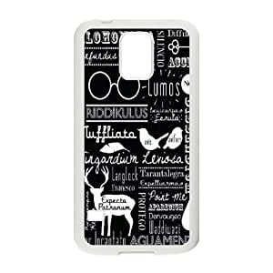 Samsung Galaxy S5 Phone Case White Harry Potter KG6360803