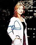 SASHA ALEXANDER - NCIS Autograph SIGNED 8x10 Photo
