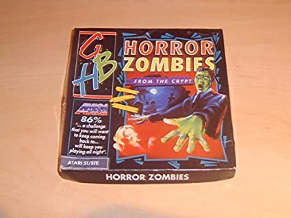 Horror Zombies From The Crypt - Atari ST/STE Game: Amazon co