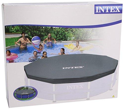 Intex28031 cubierta para piscina for Cubierta piscina intex