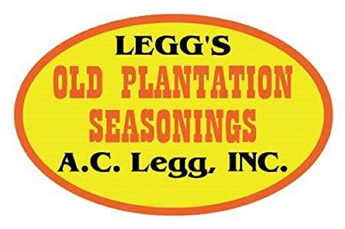 Price comparison product image AC Legg's Buffalo Wing Marinade Seasons 25-50 Lbs 9.5 oz. Blend AC 148