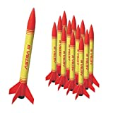 Quest Aerospace Astra III Model Rocket Value Pack (12)