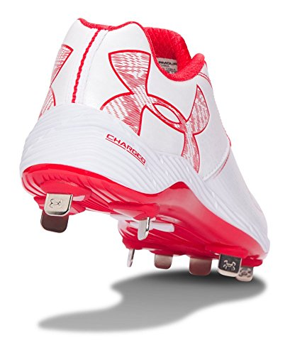 Under Armour Women's Glyde ST White/Red view for sale cheap comfortable cheap price fake xDwFf