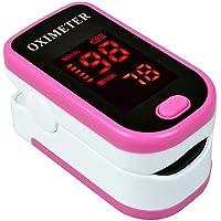 Oxymètre de pouls des doigts de ménage Poids léger Portable Oxygène SpO2 de moniteur de saturation du rythme cardiaque Produit Multicolore En option