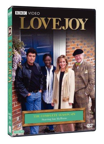 Lovejoy: Season 6 - Finishes 4 Chair