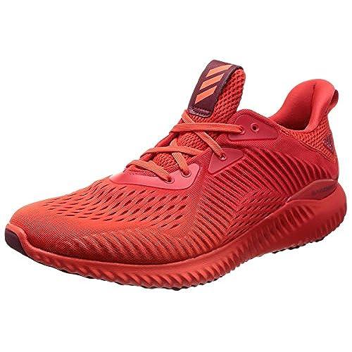 adidas Alphabounce Em, Chaussures de Running Compétition Homme, Noir, EU