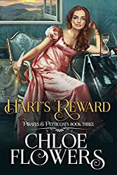 Hart's Reward: Hart Trilogy ~ Book 3: A Women's Action & Adventure Romance (Pirates & Petticoats)