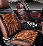 YAOHAOHAO The winter heating Car Cush ion 12V car seat cover when hot