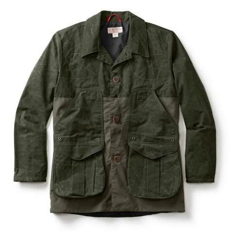- Filson 10458 Light Field Coat (Large, Olive)