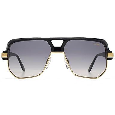 Cazal Lunettes de soleil légendes 672 en or noir 672/3 001 59