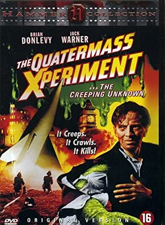 the quatermass xperiment 1955 full movie