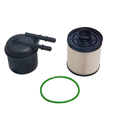 amazon com: new fuel filters fd4615 for f250 f350 f450 f550 2011-2016 6 7  liter powerstroke: automotive