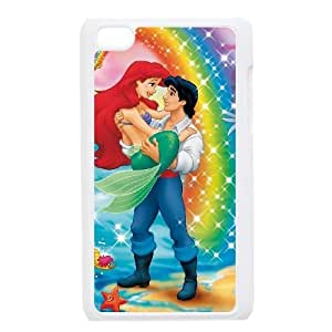 ipod 4 phone case White Little Mermaid ZXC9570226