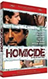 Homicide the movie [DVD] IMPORT [ UK FORMAT] Includes English Audio