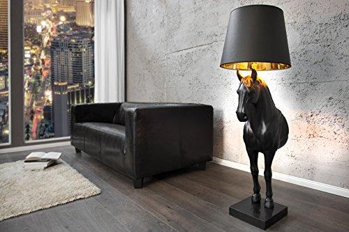 Casa padrino luxury floor lamp horse black height 130 cm lamp casa padrino luxury floor lamp horse black height 130 cm lamp luxury mozeypictures Gallery