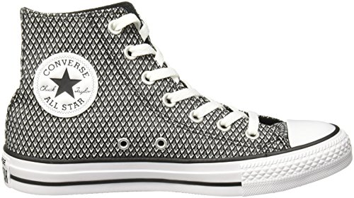 Converse Ladies Ctas Hi Sneakers Nero