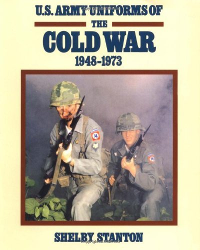 U.S. Army Uniforms of the Cold War