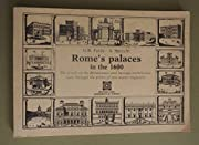 Rome's Palaces In The 1600..The Jewels…