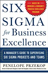 Six Sigma for Business Excellence Kindle Edition
