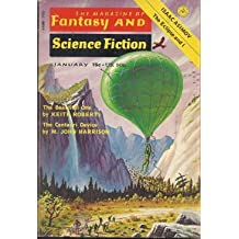 """The Magazine of FANTASY AND SCIENCE FICTION (F&SF): January, Jan. 1974 (""""The Centauri Device"""")"""