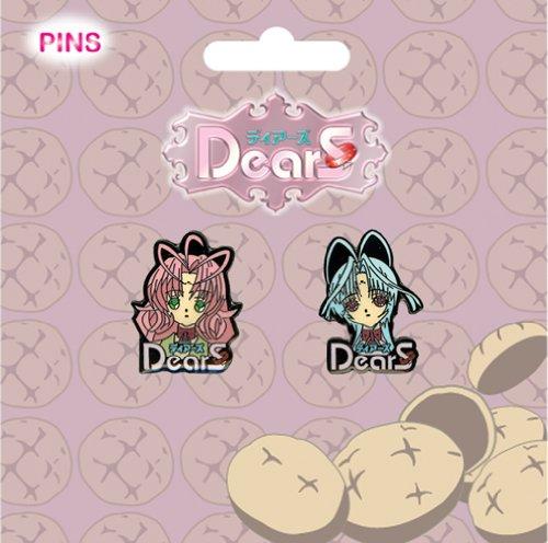 dears-ren-miu-pins-set