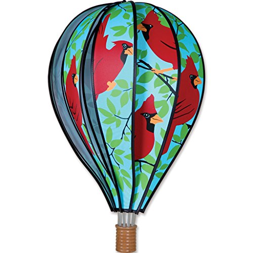 - Premier Kites Hot Air Balloon 22 in. - Cardinals