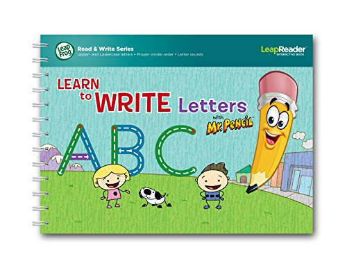 LeapFrog LeapReader Deluxe Writing Workbook product image
