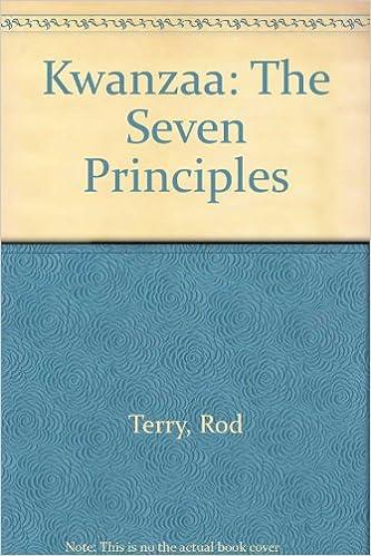 Kwanzaa The Seven Principles