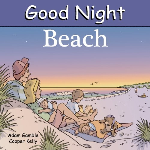 Nice Night Beach (Good Night Our World)