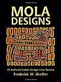 Mola Designs (Dover Pictorial Archive)