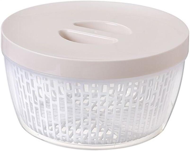 Yuanyuanliu Refrigerador Desagüe Caja De Almacenamiento con Tapa De Plástico Caja De Alimentos Cocina Rectangular Fruta Sellado Caja De Almacenamiento Cesta De Verduras (Color : B): Amazon.es: Hogar