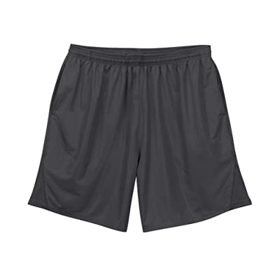 "4110 Badger Adult 9"" BT5 Performance Trainer Shorts With Pockets"