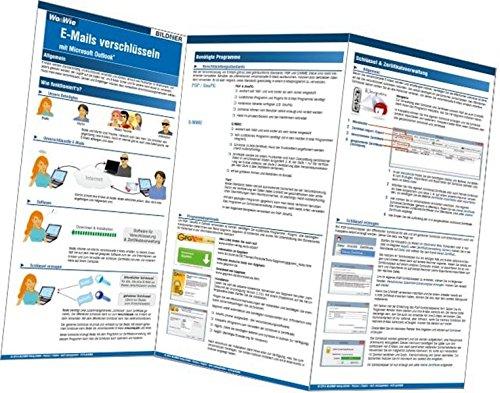 E-Mails verschlüsseln mit Outlook Broschüre – 20. September 2013 Andreas Zintzsch Christian Bildner BILDNER Verlag GmbH 3832800743