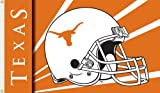Bsi Products Collegiate Texas Longhorns Helmet 3' X 5' Flag
