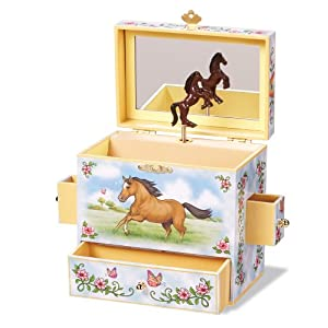 Enchantmints Wild and Free Music Box