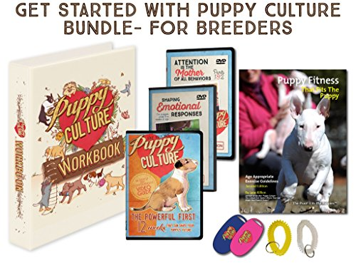 GET STARTED WITH PUPPY CULTURE BUNDLE - FOR BREEDERS