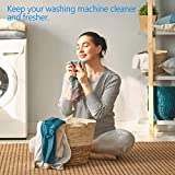 20 Pieces Solid Washing Machine Cleaner