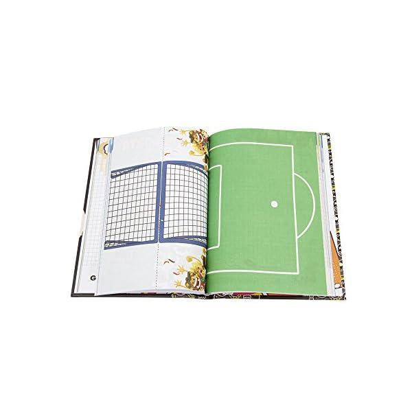 Go Pop Auguri Preziosi Diario Scuola 10 Mesi Bad Boy, Formato Standard, 320 Pagine, Collezione 2018/19 2 spesavip