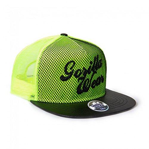 Gorilla Wear Mesh Cap Neon Lime