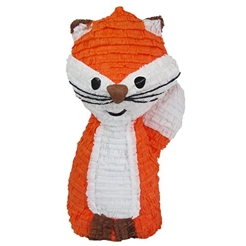 Pinatas Woodland Fox, Party Game and Decoration for Kids Birthdays or Baby Showers, 24