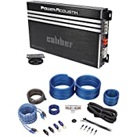 Power Acoustik RE1-3000D 3000 Watt Mono Amplifier Car Stereo Amp+Wire Kit