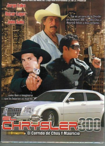 Chrysler Import - El Chrysler 300 [NTSC/Region 1 and 4 dvd. Import - Latin America]